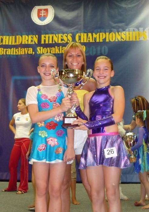I. Gyermek Fitness VB