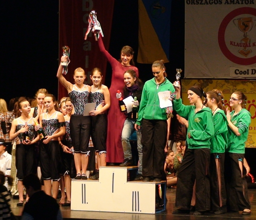 Showtime Fitness ifjúsági csapat Klauzál Kupa 2.he